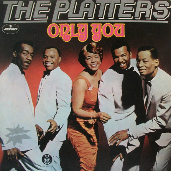 The Platters Only You 2LP Vinyl NEW