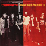 Lynyrd Skynyrd Gimme Back My Bullets LP 180 Gram Vinyl UK Import NEW SEALED