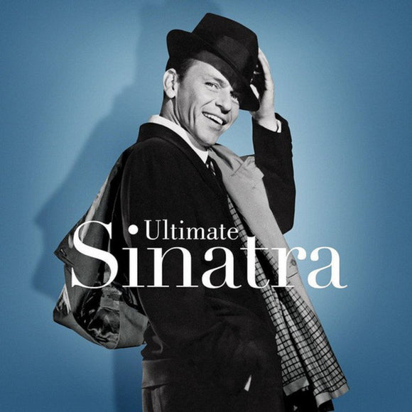 Frank Sinatra Ultimate Sinatra 2 LP 180 Gram Vinyl Compilation Deluxe Edition EU Import Gatefold NEW SEALED