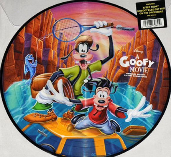 A Goofy Movie Various Artists LP Vinyl Picture Disc NEW SEALED