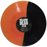 AMC's The Walking Dead Original Soundtrack Vol 2 Black & Orange Split Vinyl Limited LP NEW SEALED