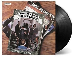 Above the Law Livin' Like Hustlers LP 180 Gram Audiophile Vinyl RAP Hip-Hop MOV Import NEW SEALED