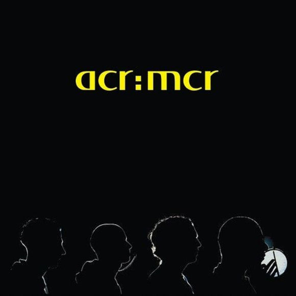 A Certain Ratio ‎Acr:Mcr LP CLEAR Vinyl UK Import Electronic Downtempo 0724596972212 NEW SEALED