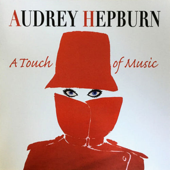 A Touch of Music Audrey Hepburn & Others LP 180 Gram Vinyl France Import NEW SEALED