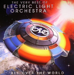 Electric Light Orchestra All Over The World Best Of 2 LP 150 Gram Vinyl NEW Free US Shipping