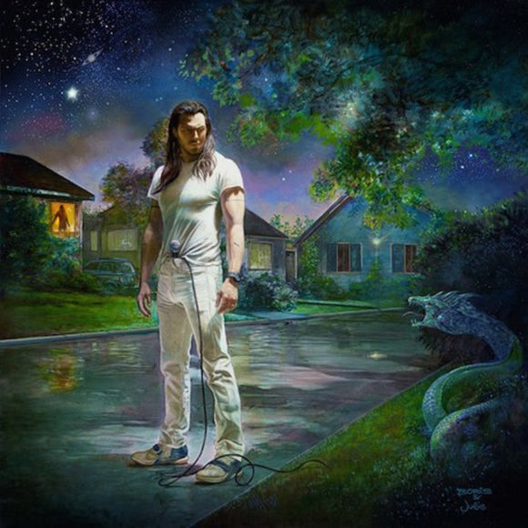 Andrew W.K. You're Not Alone 2LP 180 Gram Blue & Green Colored Vinyl NEW PreOrder