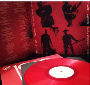 1919 Bloodline LP Red Color Vinyl Ltd 500 Copies UK Import Goth Rock Post Punk NEW