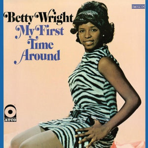 Betty Wright My First Time Around LP 180 Gram Audiophile Vinyl SOUL MOV Import NEW SEALED