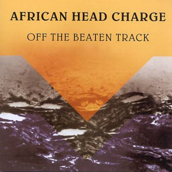 African Head Charge Off The Beaten Track LP Vinyl Reggae Free US Shipping