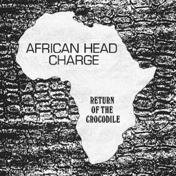 African Head Charge Return Of The Crocodile LP Vinyl Reggae NEW Free US Shipping