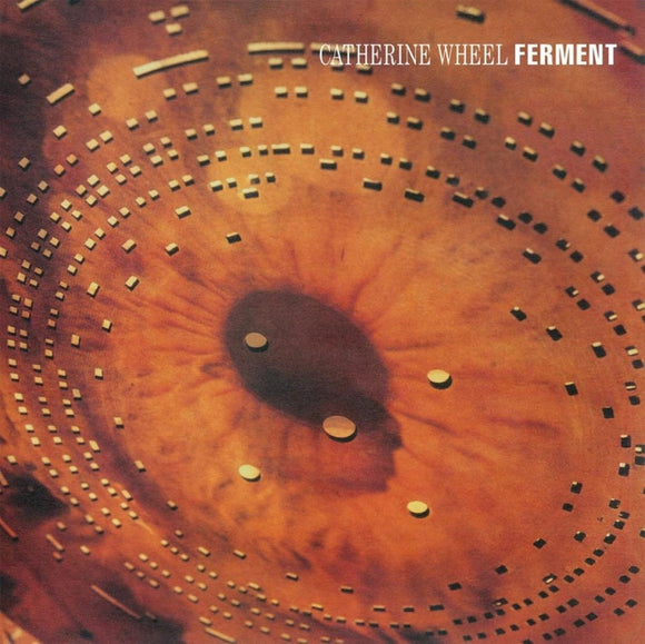 Catherine Wheel Ferment LP 180 Gram BLACK Audiophile Vinyl Shoegaze NEW SEALED