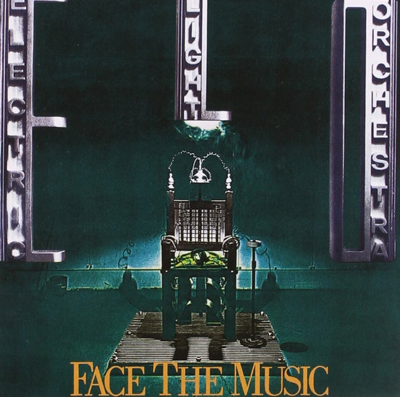 Electric Light Orchestra Face The Music LP Clear Vinyl Reissue Ltd Ed NEW Free US Shipping