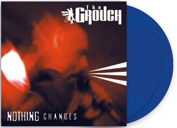 The Grouch Nothing Changes 2 LP BLUE Colored Vinyl Ltd Corey Scoffern RAP NEW PreOrder