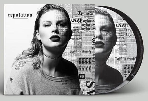 Taylor Swift Reputation 2 LP Picture Disc Gatefold 2017 Release NEW SEALED PreOrder