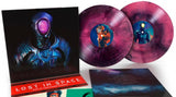Lost In Space Soundtrack 2 LP 'Alien Space' Purple Swirl Colored Vinyl Ltd Ed Netflix Christopher Lennertz NEW SEALED