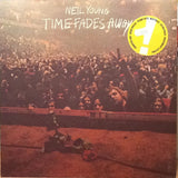 Neil Young Time Fades Away LP Vinyl Germany EU Import NEW SEALED