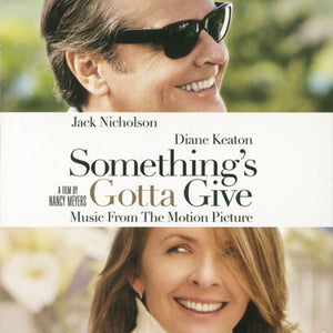 Something's Gotta Give Soundtrack LP Sea Foam Green Colored Vinyl Ltd NEW SEALED