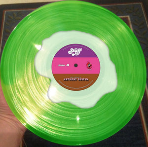 The Stuff Soundtrack LP Green & White Goo Color Vinyl Ltd Horror NEW PreOrder