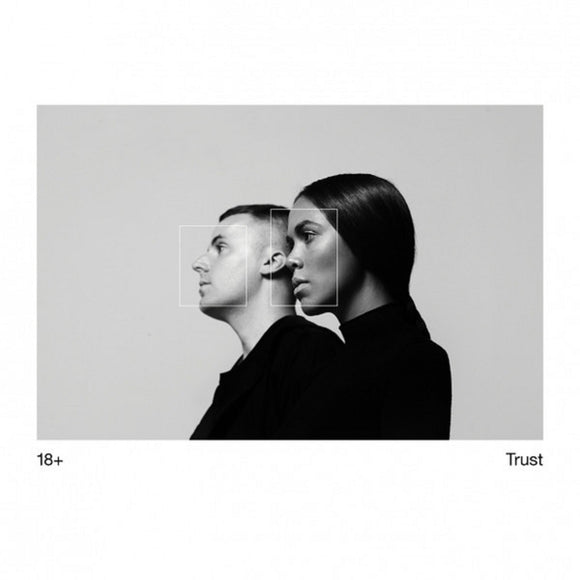 18+Trust 2 LP 180 Gram Heavyweight Vinyl Limited to 300 Germany Import 0802560202616 NEW