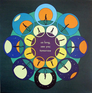 Bombay Bicycle Club So Long, See You Tomorrow LP Vinyl & Download EU Import NEW SEALED