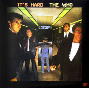 The Who Its Hard LP 180 Gram Remastered Vinyl Polydor Import NEW SEALED