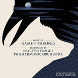 Music Of Game Of Thrones City Of Prague Philarmonic Orchestra Soundtrack 2 LP Limited Vinyl Silva Screen UK Import NEW PreOrder