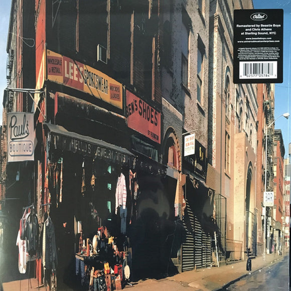 Beastie Boys Paul's Boutique LP Remastered Sterling Sounds Vinyl EU Import NEW SEALED