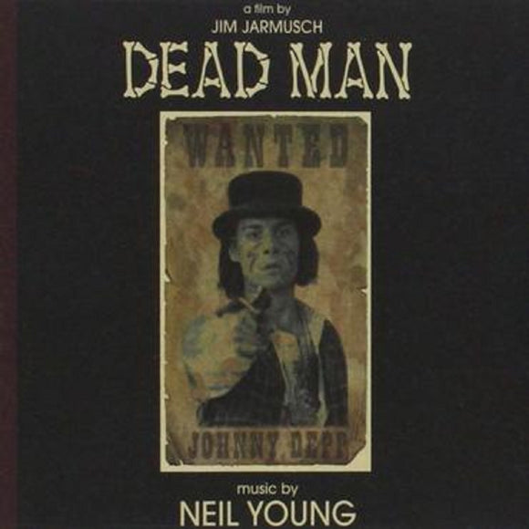 Neil Young Dead Man A Film By Jim Jarmusch Soundtrack 2 LP Vinyl 2019 Reissue NEW PreOrder