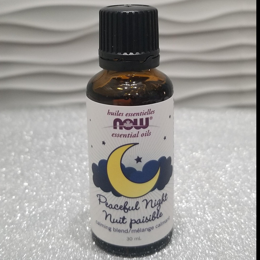 Peaceful Night Blend of Pure Essential Oil
