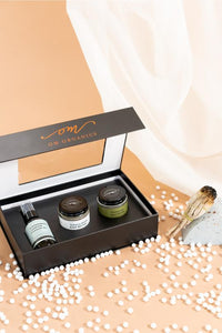 THE MINI REFRESH SET by Om Organics