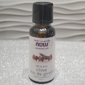 Clove Essential oil  by Now 30ml