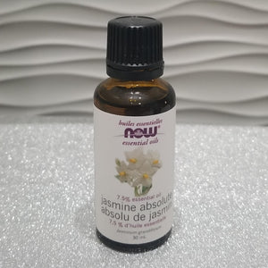 Jasmine Absolute Essential oil  by Now 30ml