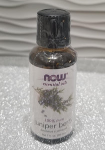Juniper Berry  Essential oil  by Now 30ml