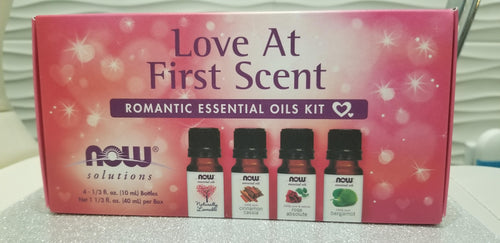 Love at First Scent Pure Essential Oil kit