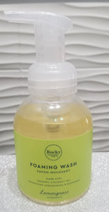 Rocky Mountain Foaming Hand Soap- Lemongrass