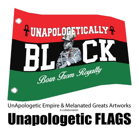 Unapologetic RBG Flag (2×3)