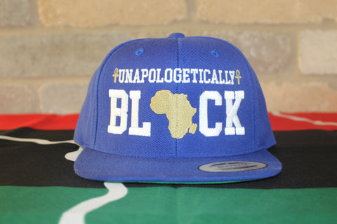 Royal Blue Unapologetic Snapback
