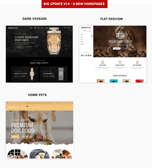 Basel - Responsive eCommerce Shopify Theme (Fashion, Electronics and many more) - 4