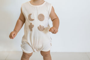 Desert Moon Playsuit