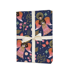 Peace on Earth Wrapping Sheets