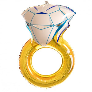 Diamond Ring Balloon