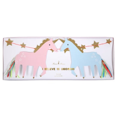 I believe in Unicorns Banner