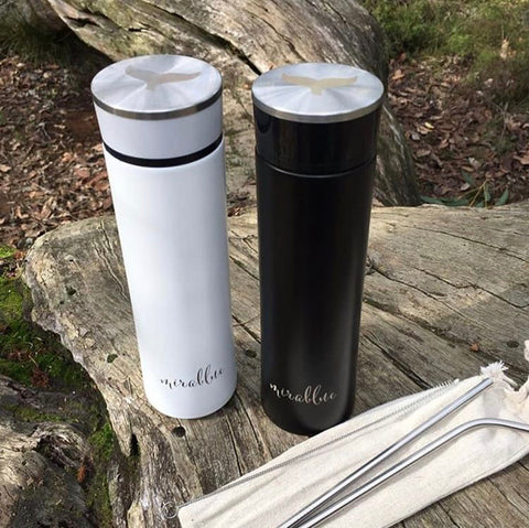 Mirablue Eco Insulated water bottle
