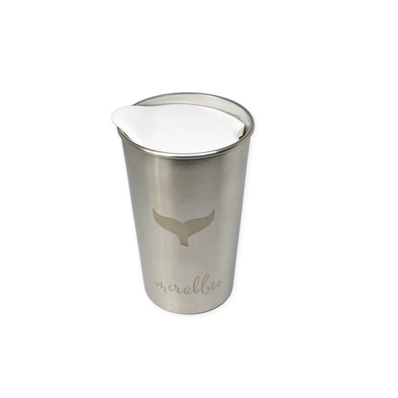 INSULATED TUMBLER- STAINLESS 375ML