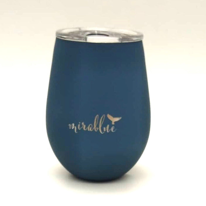 INSULATED TUMBLER- TEAL 360ML