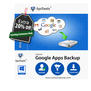 G Suite / Google Apps Backup-Single Account