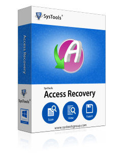 SysTools Access Recovery - Personal License