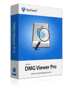 SysTools DMG Viewer Pro - Single User License