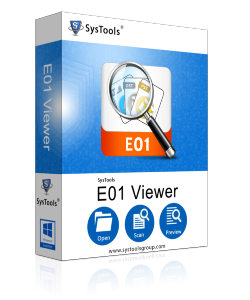 SysTools E01 Viewer Pro - 10 User License