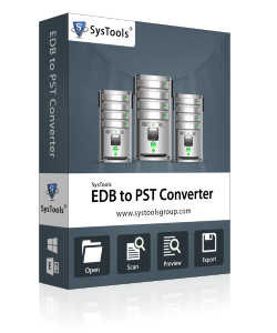 SysTools EDB to PST Converter - Technician License